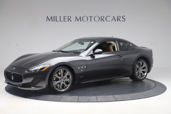 Used 2016 Maserati GranTurismo Sport for sale $64,900 at Rolls-Royce Motor Cars Greenwich in Greenwich CT 06830 2