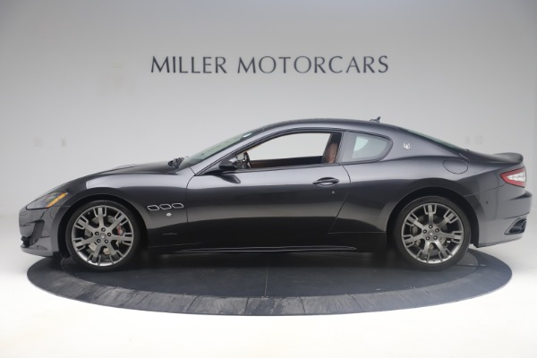 Used 2016 Maserati GranTurismo Sport for sale $64,900 at Rolls-Royce Motor Cars Greenwich in Greenwich CT 06830 3