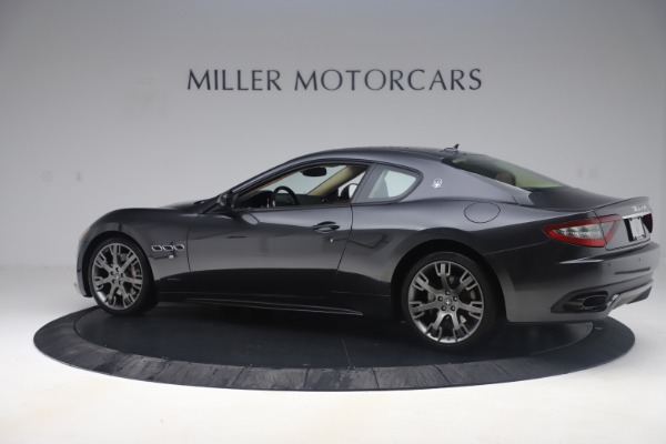 Used 2016 Maserati GranTurismo Sport for sale $64,900 at Rolls-Royce Motor Cars Greenwich in Greenwich CT 06830 4