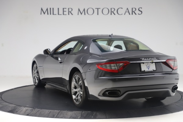 Used 2016 Maserati GranTurismo Sport for sale $64,900 at Rolls-Royce Motor Cars Greenwich in Greenwich CT 06830 5