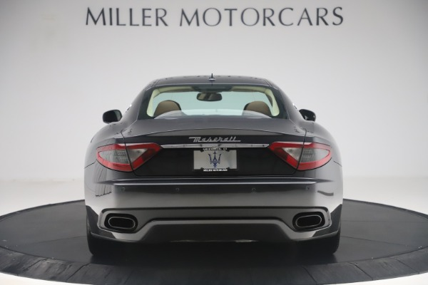 Used 2016 Maserati GranTurismo Sport for sale $64,900 at Rolls-Royce Motor Cars Greenwich in Greenwich CT 06830 6