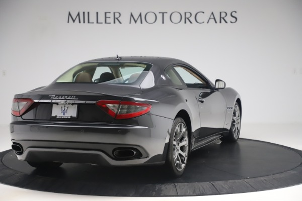 Used 2016 Maserati GranTurismo Sport for sale $64,900 at Rolls-Royce Motor Cars Greenwich in Greenwich CT 06830 7