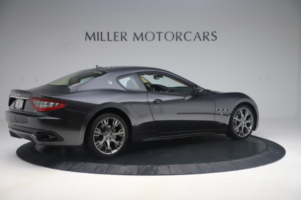 Used 2016 Maserati GranTurismo Sport for sale $64,900 at Rolls-Royce Motor Cars Greenwich in Greenwich CT 06830 8