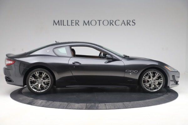 Used 2016 Maserati GranTurismo Sport for sale $64,900 at Rolls-Royce Motor Cars Greenwich in Greenwich CT 06830 9