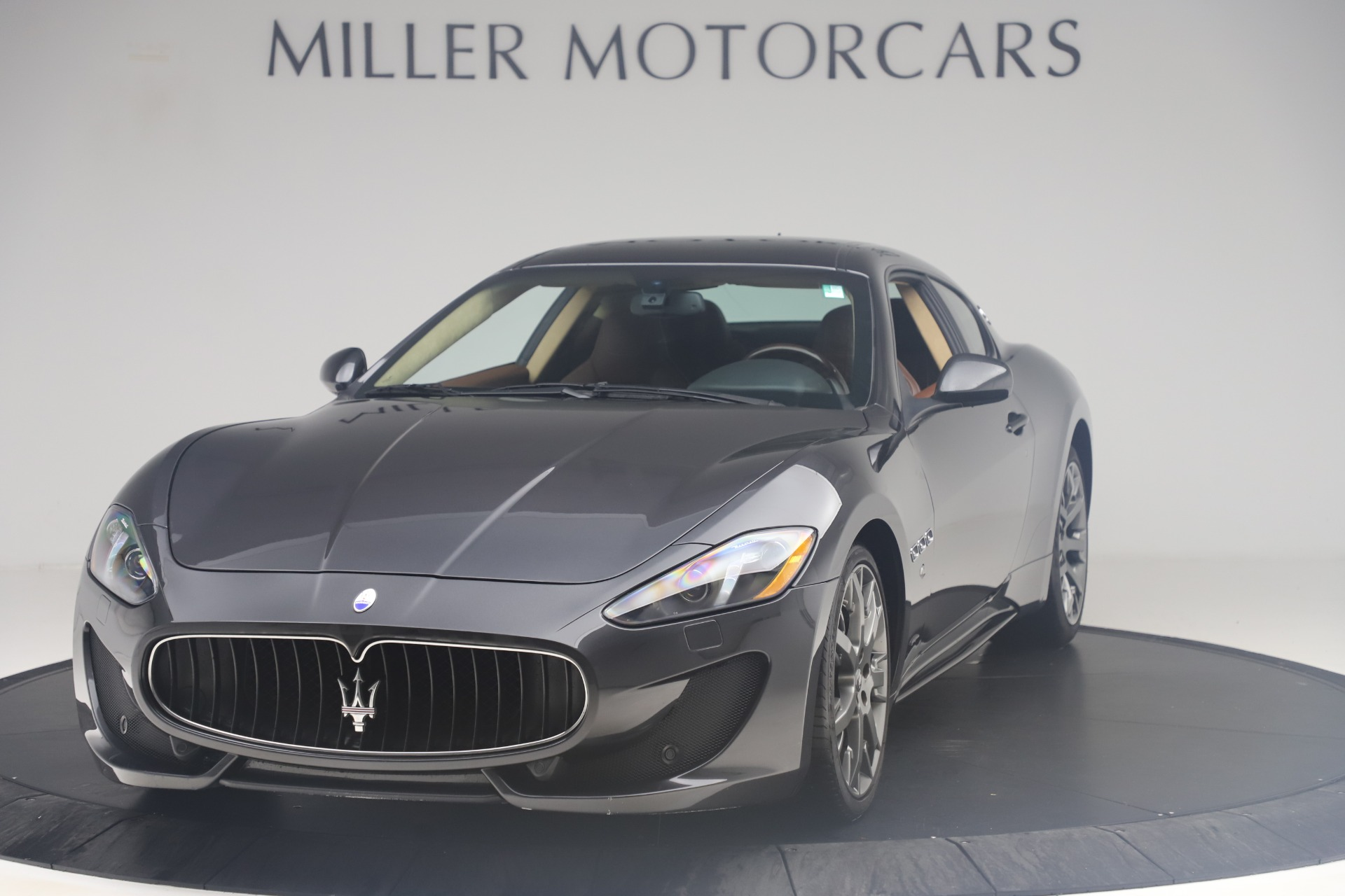 Used 2016 Maserati GranTurismo Sport for sale $64,900 at Rolls-Royce Motor Cars Greenwich in Greenwich CT 06830 1
