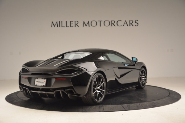 Used 2016 McLaren 570S for sale Sold at Rolls-Royce Motor Cars Greenwich in Greenwich CT 06830 7