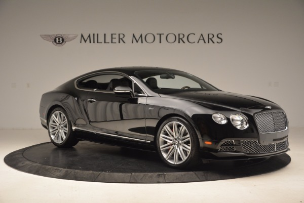 Used 2015 Bentley Continental GT Speed for sale Sold at Rolls-Royce Motor Cars Greenwich in Greenwich CT 06830 11