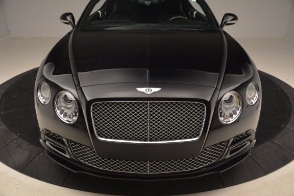Used 2015 Bentley Continental GT Speed for sale Sold at Rolls-Royce Motor Cars Greenwich in Greenwich CT 06830 14