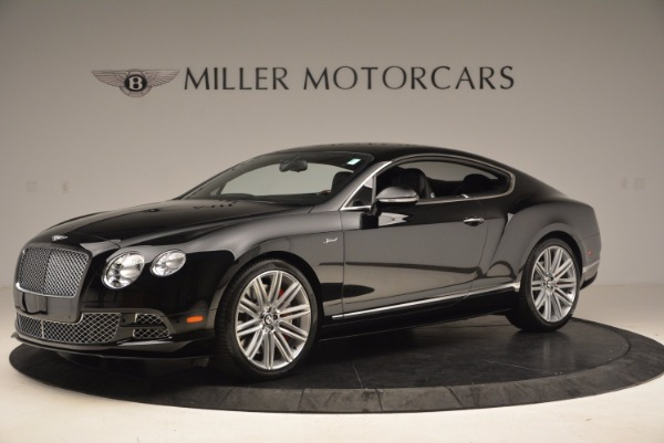 Used 2015 Bentley Continental GT Speed for sale Sold at Rolls-Royce Motor Cars Greenwich in Greenwich CT 06830 2