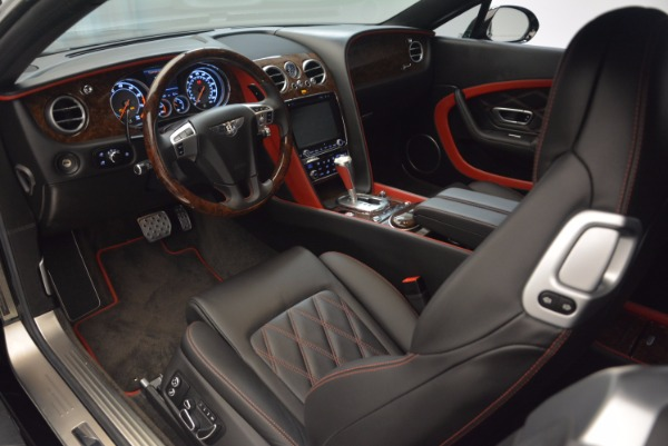 Used 2015 Bentley Continental GT Speed for sale Sold at Rolls-Royce Motor Cars Greenwich in Greenwich CT 06830 22