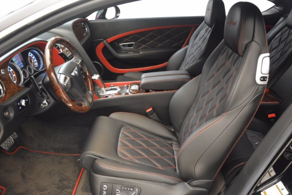 Used 2015 Bentley Continental GT Speed for sale Sold at Rolls-Royce Motor Cars Greenwich in Greenwich CT 06830 23