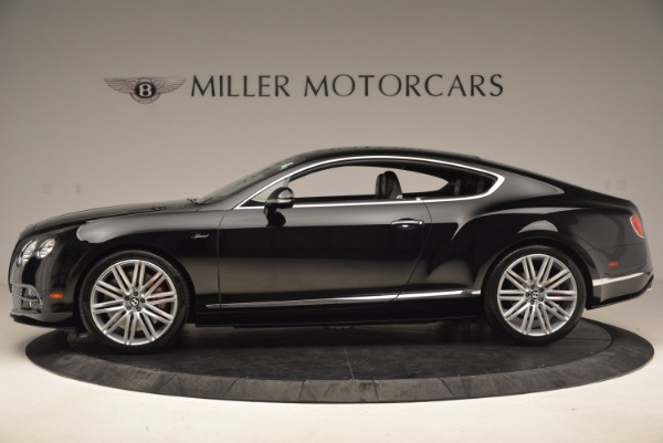 Used 2015 Bentley Continental GT Speed for sale Sold at Rolls-Royce Motor Cars Greenwich in Greenwich CT 06830 3