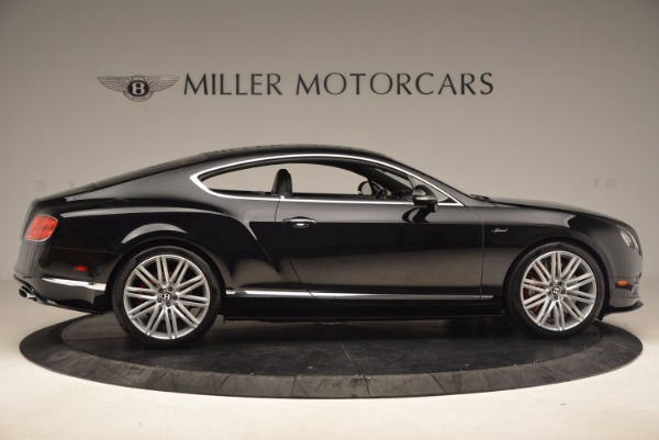 Used 2015 Bentley Continental GT Speed for sale Sold at Rolls-Royce Motor Cars Greenwich in Greenwich CT 06830 9