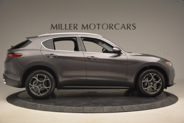 New 2018 Alfa Romeo Stelvio Q4 for sale Sold at Rolls-Royce Motor Cars Greenwich in Greenwich CT 06830 9