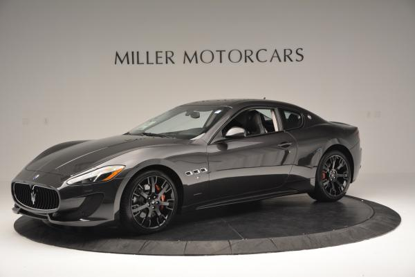 Used 2016 Maserati GranTurismo Sport for sale Sold at Rolls-Royce Motor Cars Greenwich in Greenwich CT 06830 2