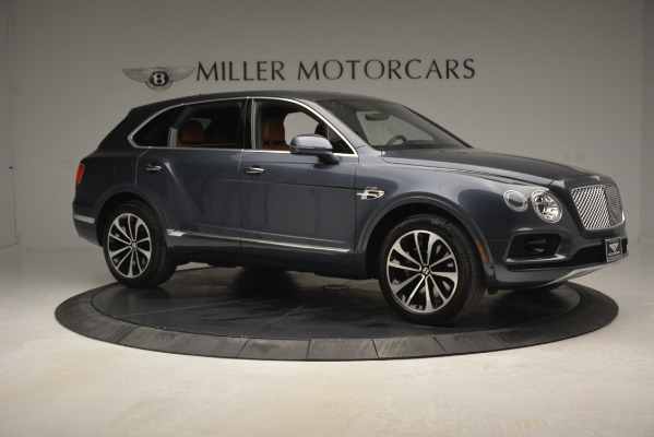 Used 2018 Bentley Bentayga Onyx for sale Sold at Rolls-Royce Motor Cars Greenwich in Greenwich CT 06830 10