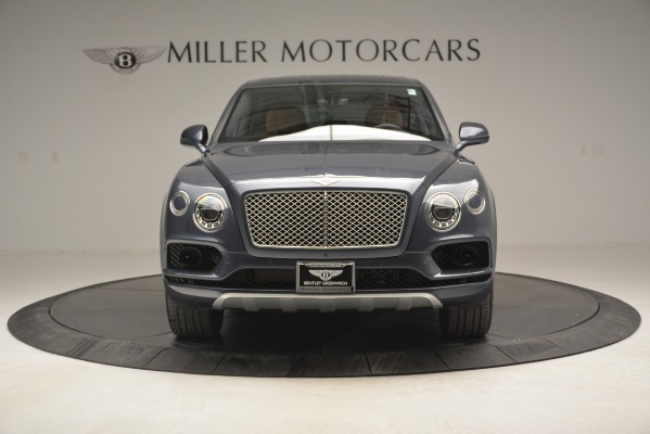 Used 2018 Bentley Bentayga Onyx for sale Sold at Rolls-Royce Motor Cars Greenwich in Greenwich CT 06830 12