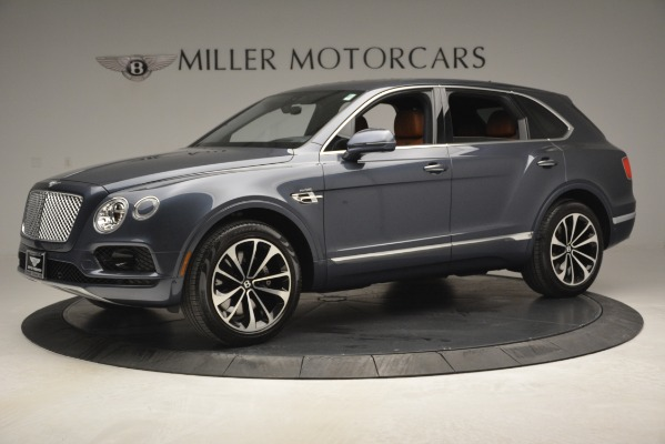 Used 2018 Bentley Bentayga Onyx for sale Sold at Rolls-Royce Motor Cars Greenwich in Greenwich CT 06830 2