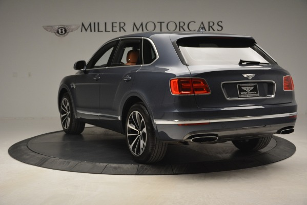 Used 2018 Bentley Bentayga Onyx for sale Sold at Rolls-Royce Motor Cars Greenwich in Greenwich CT 06830 5