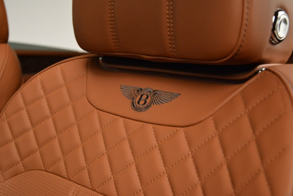 New 2018 Bentley Bentayga Signature for sale Sold at Rolls-Royce Motor Cars Greenwich in Greenwich CT 06830 22