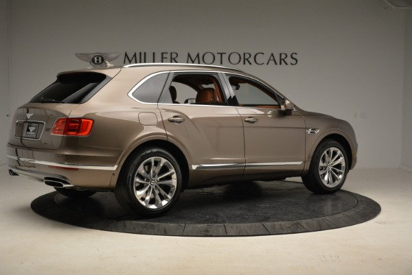 Used 2018 Bentley Bentayga W12 Signature for sale $159,900 at Rolls-Royce Motor Cars Greenwich in Greenwich CT 06830 8