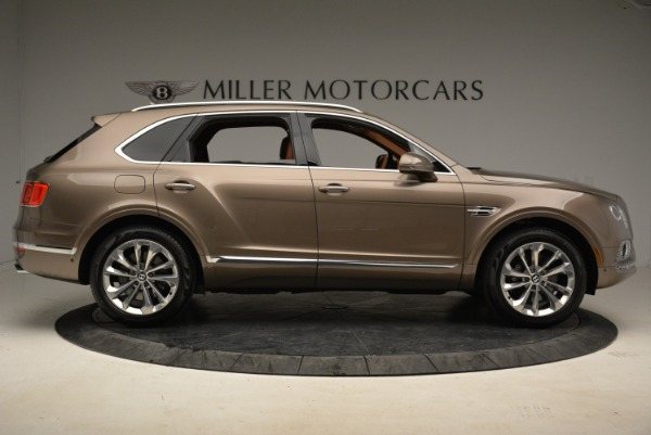 Used 2018 Bentley Bentayga W12 Signature for sale $159,900 at Rolls-Royce Motor Cars Greenwich in Greenwich CT 06830 9
