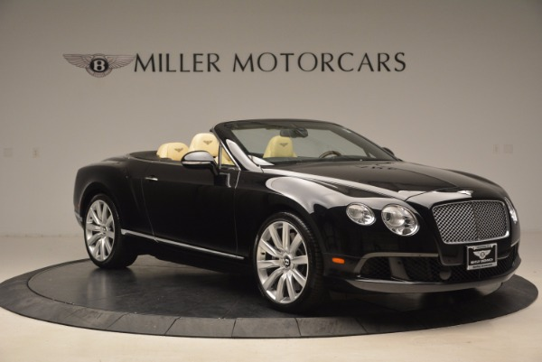 Used 2012 Bentley Continental GT W12 for sale Sold at Rolls-Royce Motor Cars Greenwich in Greenwich CT 06830 11
