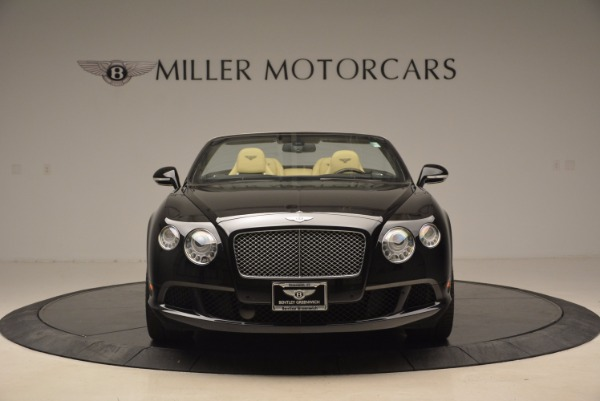 Used 2012 Bentley Continental GT W12 for sale Sold at Rolls-Royce Motor Cars Greenwich in Greenwich CT 06830 12