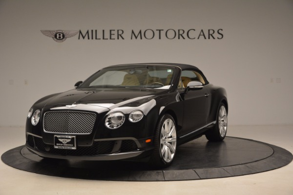 Used 2012 Bentley Continental GT W12 for sale Sold at Rolls-Royce Motor Cars Greenwich in Greenwich CT 06830 13