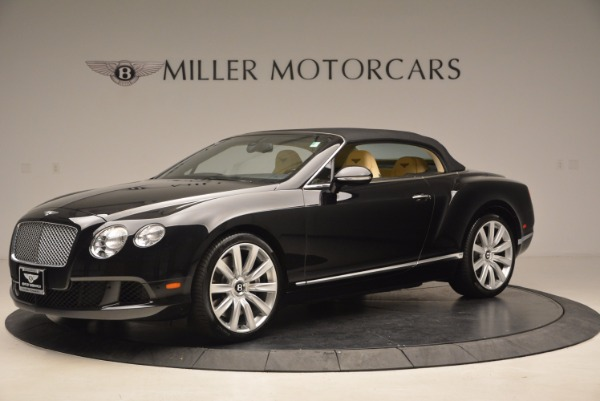 Used 2012 Bentley Continental GT W12 for sale Sold at Rolls-Royce Motor Cars Greenwich in Greenwich CT 06830 14