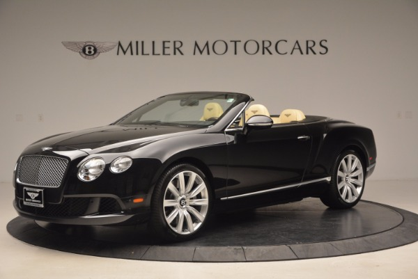 Used 2012 Bentley Continental GT W12 for sale Sold at Rolls-Royce Motor Cars Greenwich in Greenwich CT 06830 2