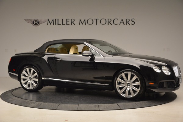 Used 2012 Bentley Continental GT W12 for sale Sold at Rolls-Royce Motor Cars Greenwich in Greenwich CT 06830 21