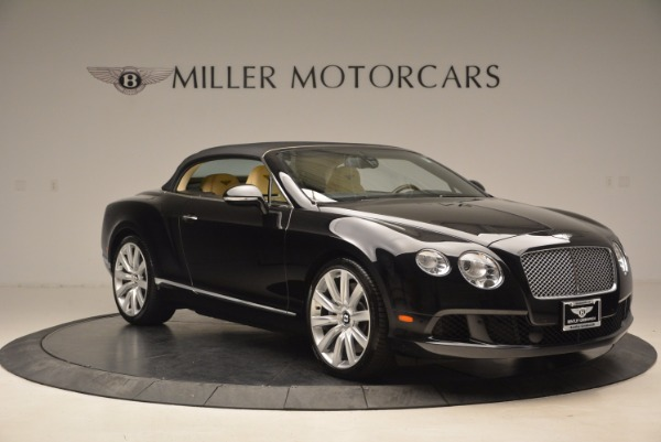 Used 2012 Bentley Continental GT W12 for sale Sold at Rolls-Royce Motor Cars Greenwich in Greenwich CT 06830 22