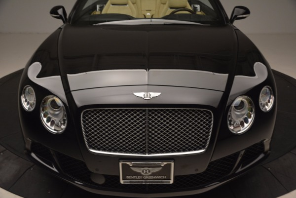 Used 2012 Bentley Continental GT W12 for sale Sold at Rolls-Royce Motor Cars Greenwich in Greenwich CT 06830 24