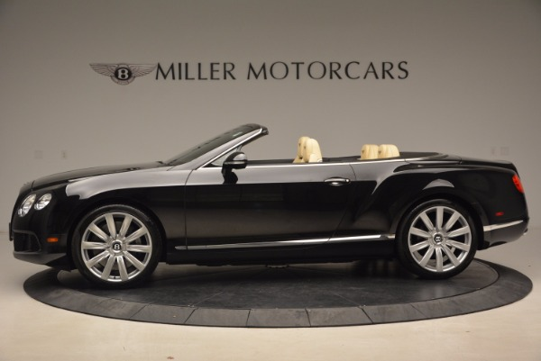 Used 2012 Bentley Continental GT W12 for sale Sold at Rolls-Royce Motor Cars Greenwich in Greenwich CT 06830 3