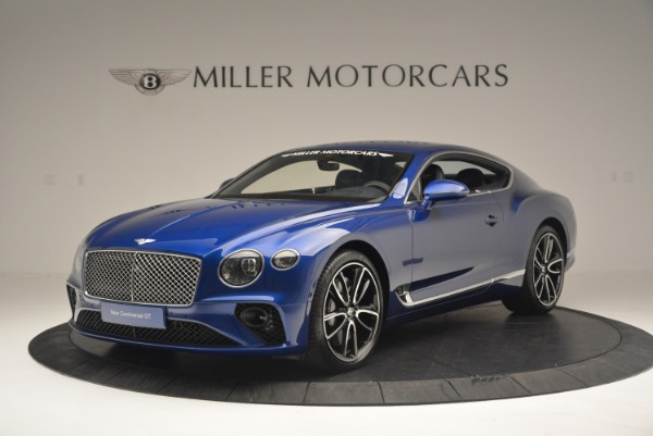 New 2020 Bentley Continental GT for sale Sold at Rolls-Royce Motor Cars Greenwich in Greenwich CT 06830 2