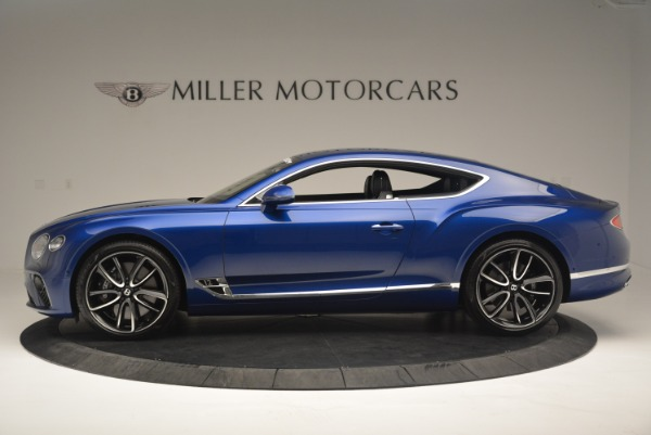 New 2020 Bentley Continental GT for sale Sold at Rolls-Royce Motor Cars Greenwich in Greenwich CT 06830 3