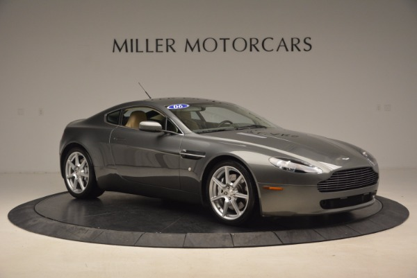 Used 2006 Aston Martin V8 Vantage for sale Sold at Rolls-Royce Motor Cars Greenwich in Greenwich CT 06830 10