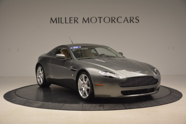 Used 2006 Aston Martin V8 Vantage for sale Sold at Rolls-Royce Motor Cars Greenwich in Greenwich CT 06830 11