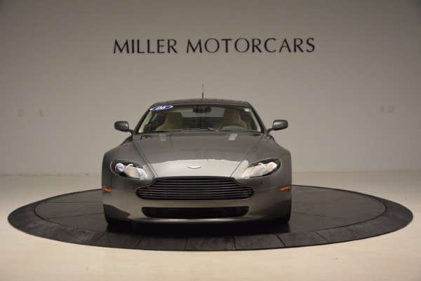 Used 2006 Aston Martin V8 Vantage for sale Sold at Rolls-Royce Motor Cars Greenwich in Greenwich CT 06830 12