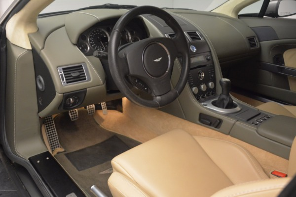 Used 2006 Aston Martin V8 Vantage for sale Sold at Rolls-Royce Motor Cars Greenwich in Greenwich CT 06830 14