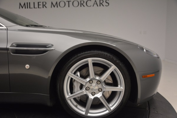Used 2006 Aston Martin V8 Vantage for sale Sold at Rolls-Royce Motor Cars Greenwich in Greenwich CT 06830 17