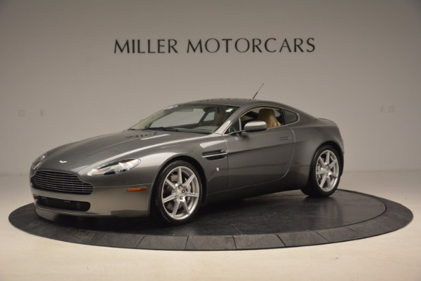 Used 2006 Aston Martin V8 Vantage for sale Sold at Rolls-Royce Motor Cars Greenwich in Greenwich CT 06830 2