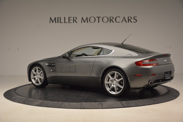 Used 2006 Aston Martin V8 Vantage for sale Sold at Rolls-Royce Motor Cars Greenwich in Greenwich CT 06830 4