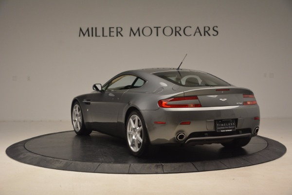 Used 2006 Aston Martin V8 Vantage for sale Sold at Rolls-Royce Motor Cars Greenwich in Greenwich CT 06830 5