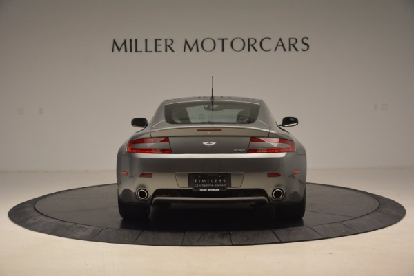 Used 2006 Aston Martin V8 Vantage for sale Sold at Rolls-Royce Motor Cars Greenwich in Greenwich CT 06830 6