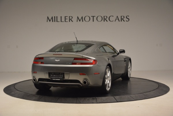 Used 2006 Aston Martin V8 Vantage for sale Sold at Rolls-Royce Motor Cars Greenwich in Greenwich CT 06830 7