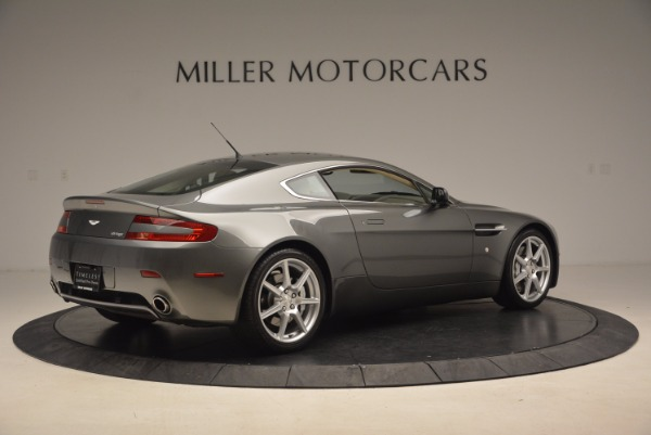 Used 2006 Aston Martin V8 Vantage for sale Sold at Rolls-Royce Motor Cars Greenwich in Greenwich CT 06830 8