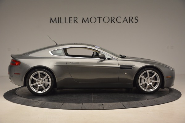 Used 2006 Aston Martin V8 Vantage for sale Sold at Rolls-Royce Motor Cars Greenwich in Greenwich CT 06830 9