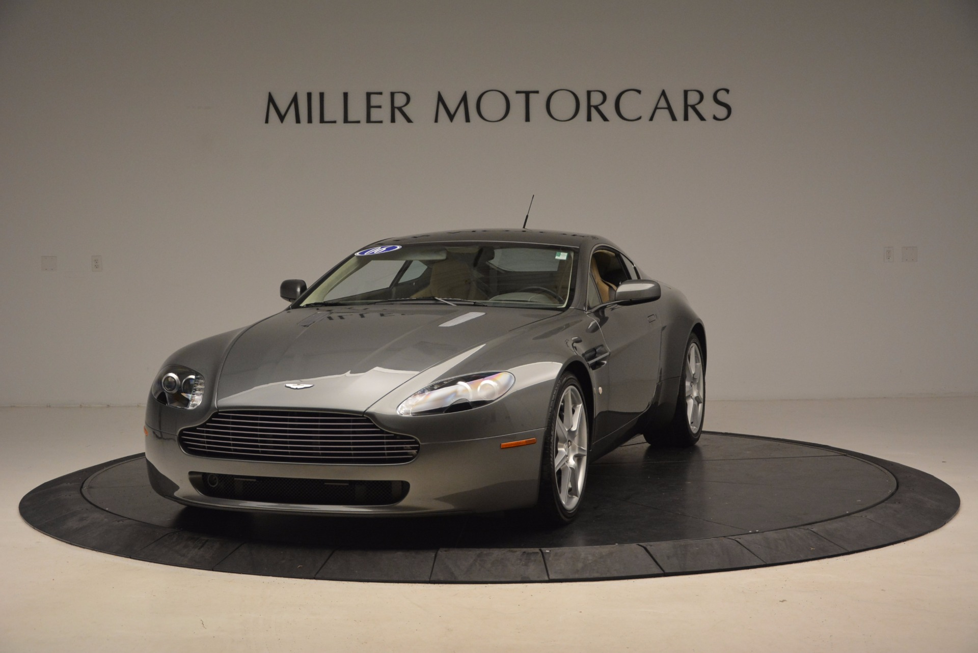 Used 2006 Aston Martin V8 Vantage for sale Sold at Rolls-Royce Motor Cars Greenwich in Greenwich CT 06830 1